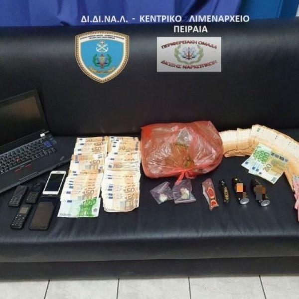 Συνελήφθη 46χρονος αλλοδαπός με ένα κιλό κάνναβη