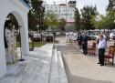 Εορτασμός της ανακομιδής των λειψάνων του Αγ. Νικολάου στο παρεκκλήσι του Υπ. Ναυτιλίας
