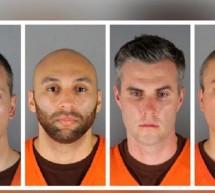 Τζορτζ Φλόιντ: Υπό κράτηση και οι τέσσερις αστυνομικοί