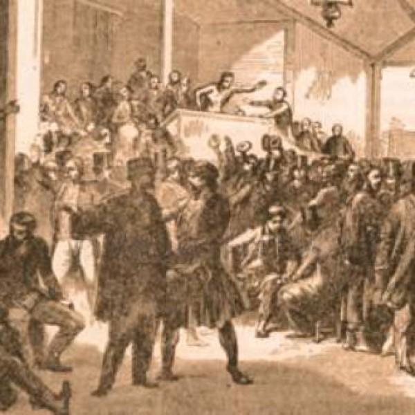 1844: Σαν σήμερα διεξάγονται οι πρώτες εκλογές στην Ελλάδα επί Οθωνα