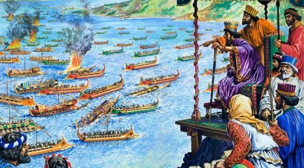 2.500 χρόνια από τη Ναυμαχία της Σαλαμίνας