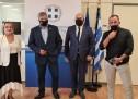 Πέραμα: Συνάντηση Λαγουδάκου με τον Περιφερειάρχη για το κολυμβητήριο