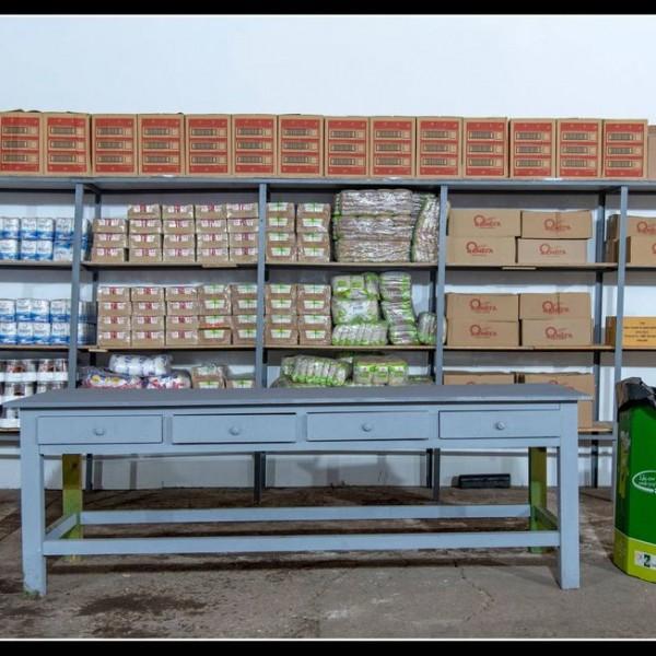 Νίκαια: Σε Κέντρο Διανομής Τροφίμων μετατράπηκε παλιό μηχανουργείο