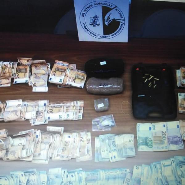 Κορυδαλλός: Σωφρονιστικός υπάλληλος προσπάθησε να περάσει ναρκωτικά στο Κατάστημα Κράτησης