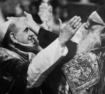 1965: Σαν σήμερα η άρση του αλληλοαφορισμού