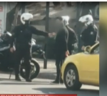 Κορωνοϊός: Ξύλο μεταξύ αστυνομικών και πολιτών για μη τήρηση των μέτρων