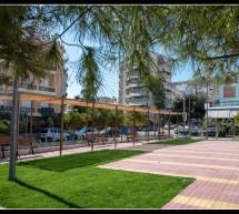 NIKAIA: Παραδόθηκε η πλατεία της Άνω Νεάπολης