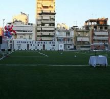 Καμίνια: Ανοίγει για ατομική άθληση το γήπεδο ποδοσφαίρου της Αμοργού