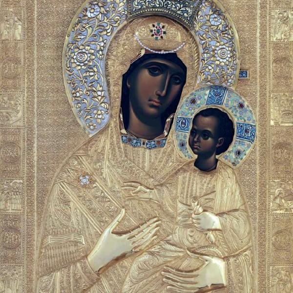 H Σύναξη της Ιερής Εικόνας της Παναγίας Βηματάρισσας στον Πειραιά