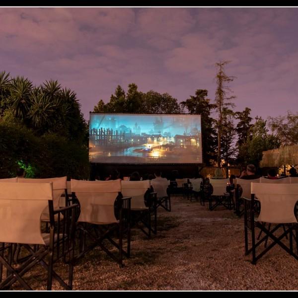 Νύχτες με φεγγάρι στα θερινά σινεμά της Νίκαιας και του Ρέντη