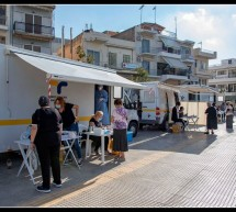 Nίκαια: Δωρεάν Rapid Test στην πλατεία Κουμπάκη