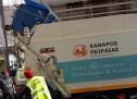 Δήμος Πειραιά: Καταγγελίες για οχήματα με φθαρμένα λάστιχα και εκφοβισμό εργαζομένων