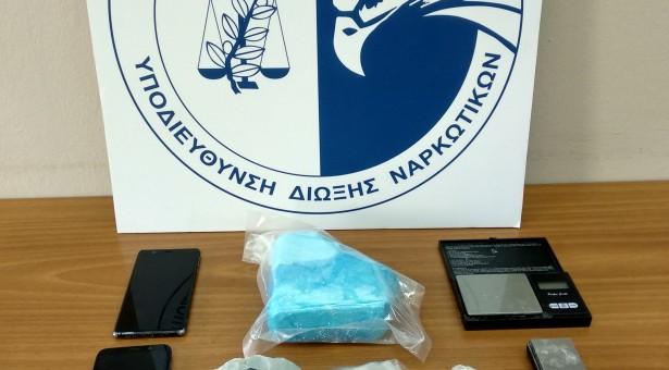 Κερατσίνι: Συλλήψεις για διακίνηση ηρωίνης και κοκαΐνης