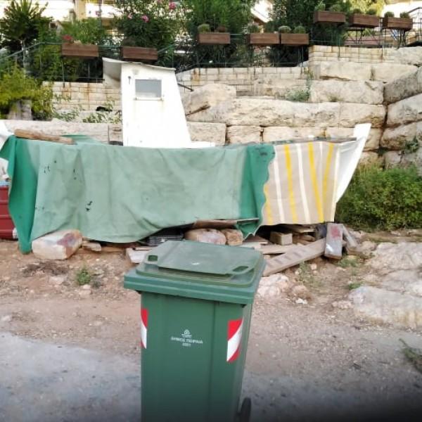 Ορμος Αφροδίτης: Ιδού τα αρχαία μας… τα Τείχη