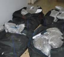 Κατασχέθηκε 1 τόνος κάνναβης στην Πάτρα – Διεθνής εγκληματική οργάνωση επιχείρησε να εισάγει στη χώρα μας μεγάλες ποσότητες ναρκωτικών