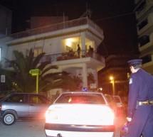 Eκρηξη στο Αστυνομικό Τμήμα Κορυδαλλού