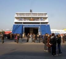 Έκκληση Κορκίδη στους ναυτεργάτες για αναστολή της απεργίας τους