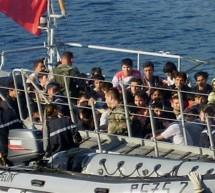 Εντοπισμός 60 λαθρομεταναστών στο Αγκίστρι