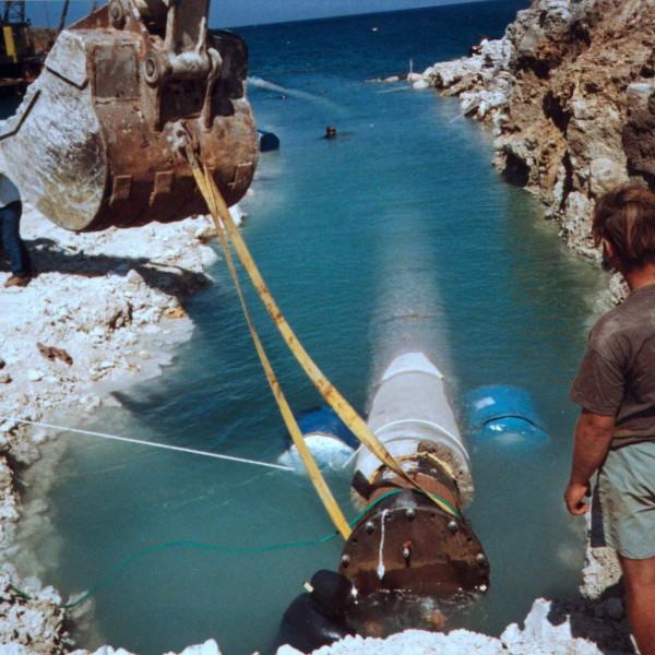 Eπί τάπητος η ύδρευση σε Αίγινα και Σαλαμίνα