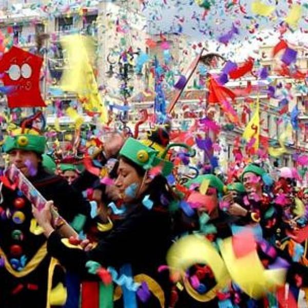 Πρεμιέρα του Καρναβαλιού σε Νίκαια-Ρέντη