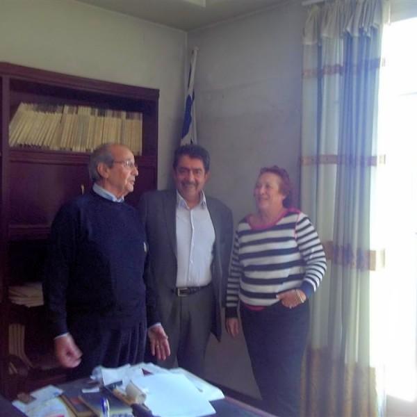 Δωρεά ακτινολογικού εξοπλισμού στο Κοινωνικό Ιατρείο Σαλαμίνας