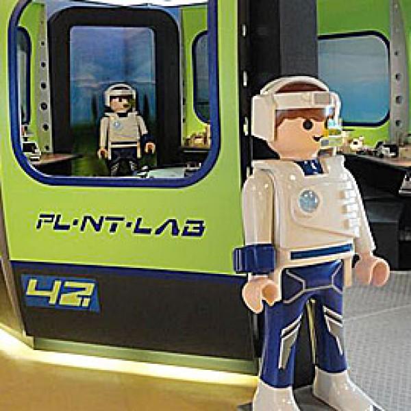 Την Πρωτομαγιά τα εγκαίνια του παιδότοπου της Playmobil στη Λέσχη του Ολυμπιακού