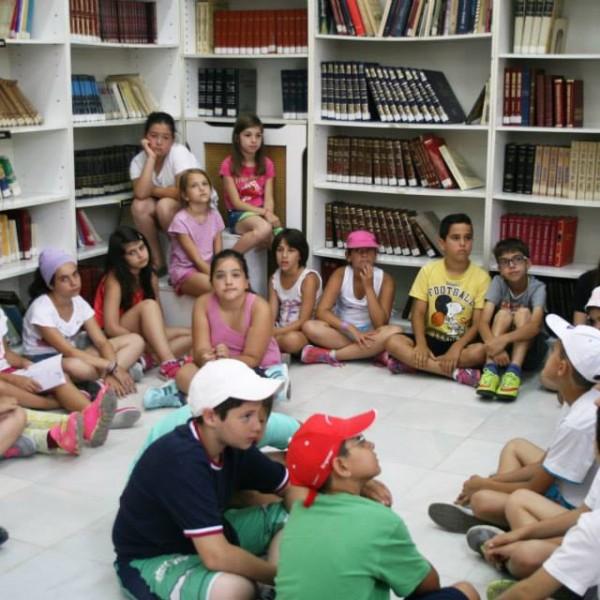 Δράσεις φιλαναγνωσίας της Δημοτικής Βιβλιοθήκης Κορυδαλλού