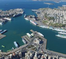 Έγκριση «πράσινης» πρότασης για τη χρηματοδότηση του λιμένα Πειραιά