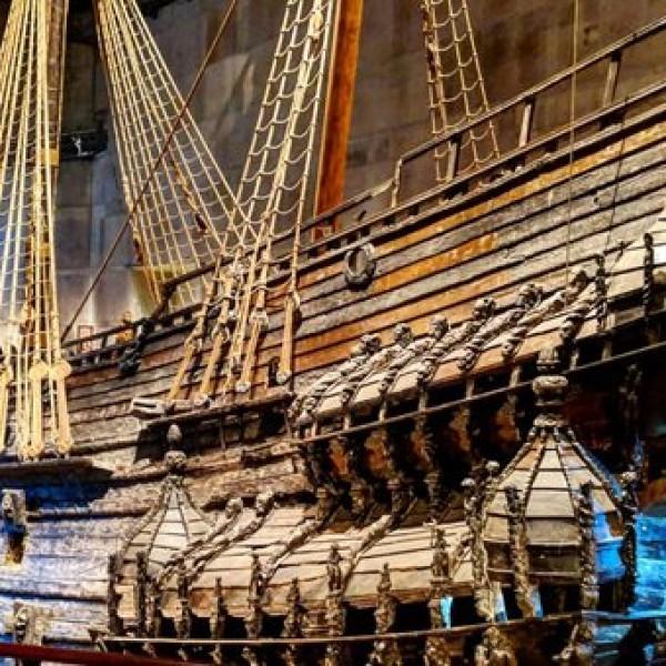 Vasa: Το ναυάγιο που ανασύρθηκε ανέπαφο έπειτα από 300 χρόνια