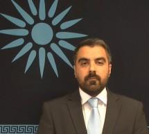 """Ο Α. Ματθαιόπουλoς για τον αποκλεισμό της """"Ελληνικής Αυγής για τη Θεσσαλονίκη"""""""