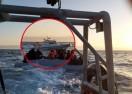 Συνοδεία τουρκικών ακταιωρών οι λέμβοι με τους λαθρομετανάστες στο Αιγαίο