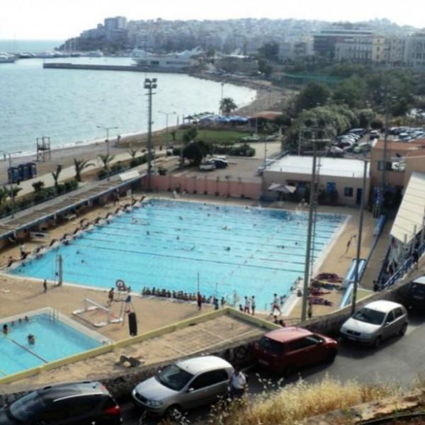Πειραιάς: Ανοίγει τη Δευτέρα το κολυμβητήριο στα Βοτσαλάκια