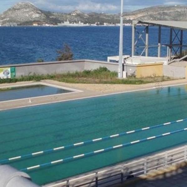 """Πέραμα: Παρέμβαση Πατούλη για το κολυμβητήριο – """"φάντασμα"""" ζητά ο Γ. Λαγουδάκος"""