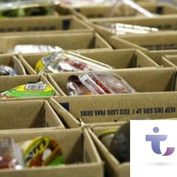 Νίκαια: Διανομή τροφίμων για ωφελούμενους του ΤΕΒΑ