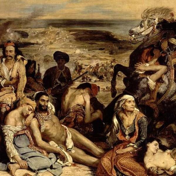 1822: Η καταστροφή της Χίου