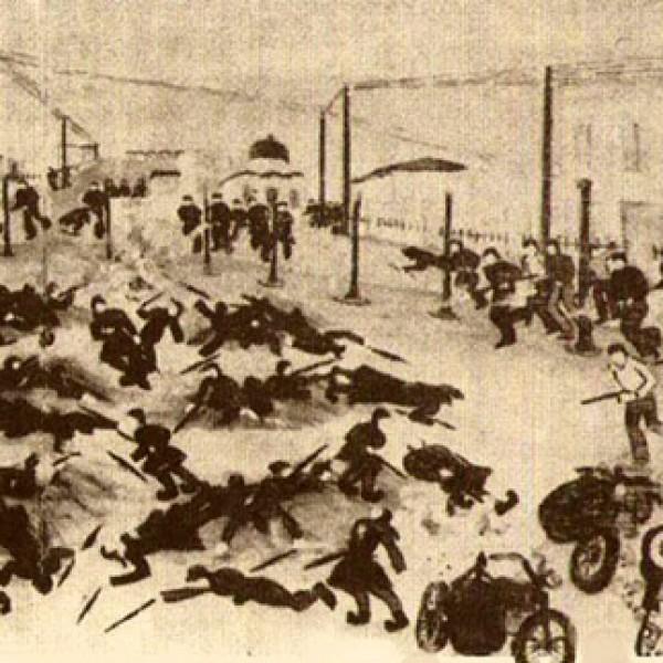 1944: 34 νεκροί στη Μάχη της Κοκκινιάς