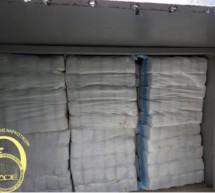 Πειραιάς: 4,5 τόνοι κάνναβης σε εμπορευματοκιβώτιο