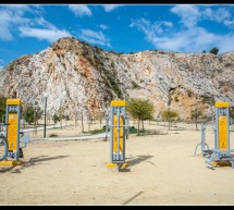 Νέα υπαίθρια γυμναστήρια στη Νίκαια