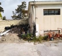 Εικόνες ντροπής στο παραμελημένο Οστεοφυλάκιο του Νεκροταφείου της Ανάστασης