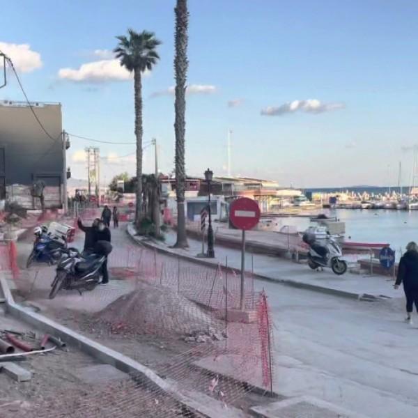 Μικρολίμανο: Ανάπλαση χωρίς θέσεις στάθμευσης!