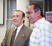 Γ.Ιωακειμίδης: Ένας δικός μας άνθρωπος από την Κοκκινιά, ο Τόλης Βοσκόπουλος δεν είναι πια μαζί μας!